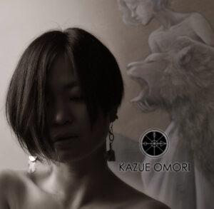 大森和枝 写真 自画像 タロットシリーズ 絵画