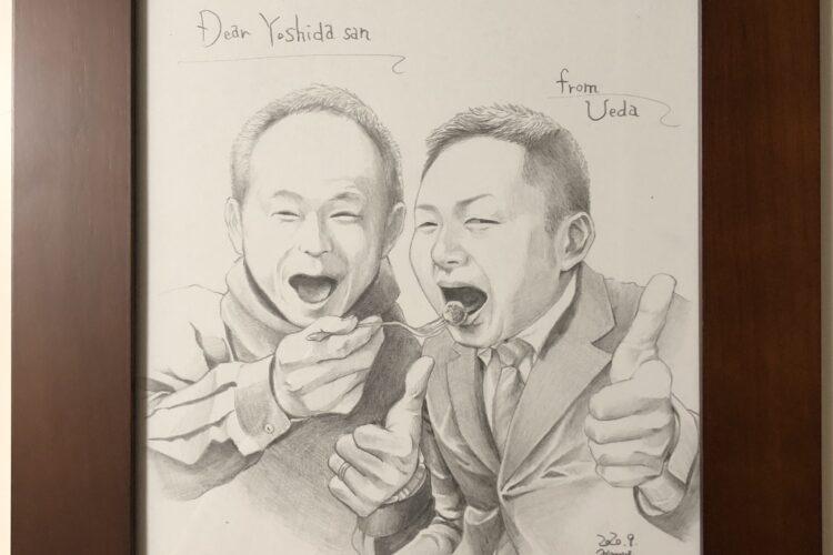 鉛筆画 人物画 デッサン アート